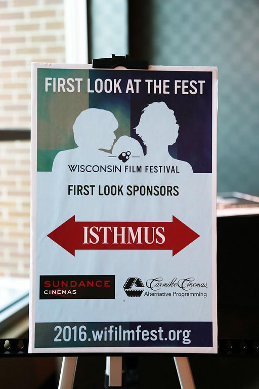 2016 Wisconsin Film Festival