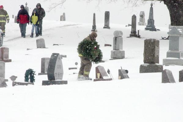 Wreaths Across Mount Auburn, Wreaths Across America