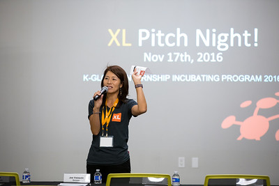 XL Pitch