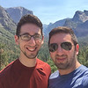 Bro's at Tunnel View