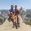 Bro's at Glacier Point