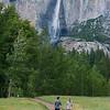 Lets go explore the falls!