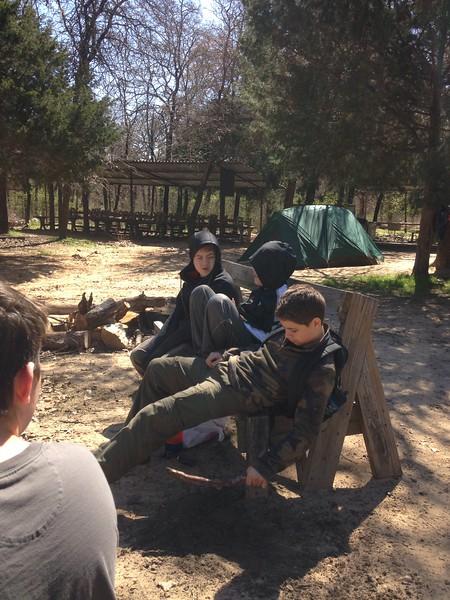 March 2016 Zombie Wilderness Survival
