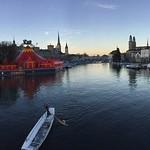 Zürich Quaibrücke 2016