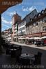 Marktgasse mit Rathausturm in Rheinfelden AG © Patrick Lüthy/IMAGOpress.com