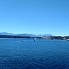 On the ferry from the Olympic peninsula to Whidbey Island, WA.