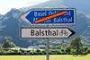 Signalisation gesperrt in Oensingen © Patrick Lüthy/IMAGOpress.com