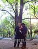 LUCIA MENDEZ ES LA PRIMERA MUJER EN EL MUNDO QUE SE CASO CON UN ÁRBOL EN MAYO 2014 LUEGO LE SIGUIÓ LAURA ZAPATA - Primera actriz, cantante y Diva de México Lucia Mendez fue la primera mujer en el mundo  en casarse con un ÁRBOL, (En una ceremonia Ecológica privada donde no tuvo acceso la prensa) como parte del proyecto Performatico de arte con conciencia del artista y defensor de la naturaleza peruano Richard Torres quien la caso con EL ÁRBOL MEDICO, luego le siguió Laura Zapata este año 2016. El artista Peruano Richard Torres quien con el objetivo de reforestar y salvar los arboles de México invito a la primerísima actriz Lucia Mendez a unirse a esta noble causa haciendo un boto de compromiso eterno con su Árbol. Lucia no tuvo ningún reparo en desposarse y comprometerse con un hermoso ÁRBOL que a la vez planto llamándolo el ÁRBOL MÉXICO, pidiendo de esta manera se cuide y se proteja la mayor obra de Dios y de su creación pues en México se talan mas de 500 mil arboles al año ilegal mente. La también cantante y empresaria  esta unida desde siempre a  las causas de protección del medio ambiente y lamenta sea la Ciudad de México una de las mas contaminadas del mundo con una gran necesidad de Re forestación - La boda tubo lugar en el Parque México de la Colonia Condesa y la acompañaron los Niños de México con quienes también plantaron arboles por la salud y el Oxigeno de la ciudad de México © LATINPHOTO.org