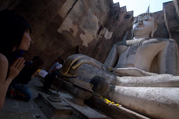 Oh, Lord Buddha, preženi artritis!