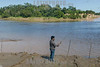 Argentina : Pescador , El Colorado , Formosa / Argentinien : Fischer in El Colorado © Augusto Famulari/LATINPHOTO.org