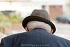 Mann mit Hut in Tirano © Patrick Lüthy/IMAGOpress.com