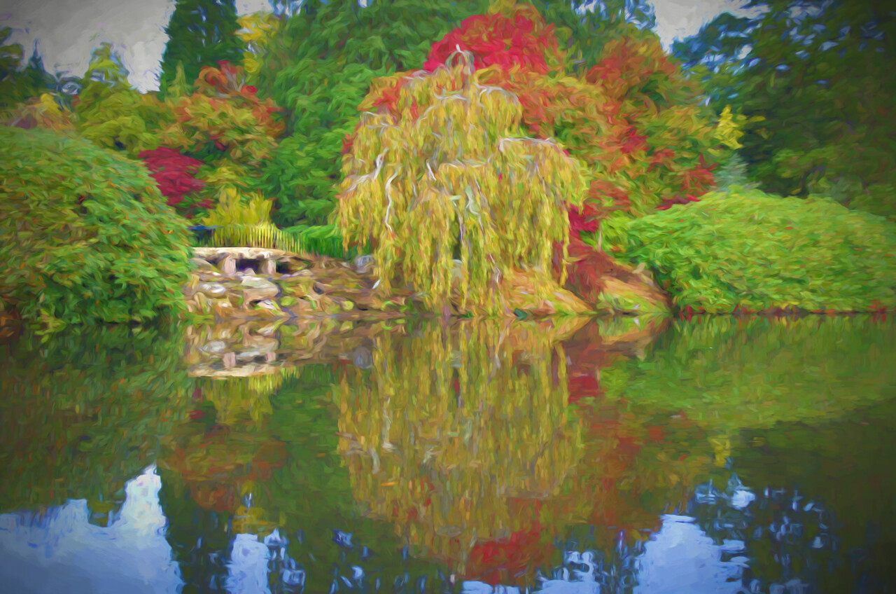 Sheffield Park Reflections