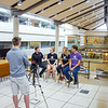 Media Squad interview in the ILC at Queen's summer 2016.