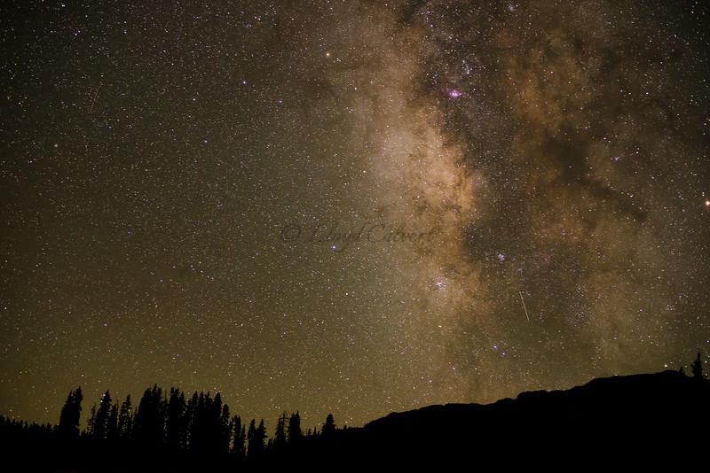 Milky Skies
