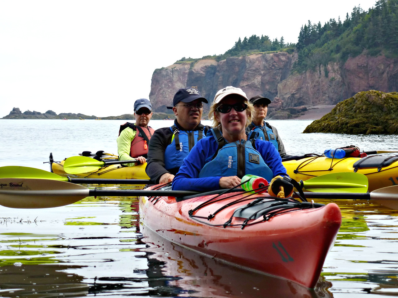 Canada: Nova Scotia Fundy and Glooscap Hike