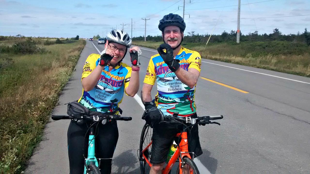 Canada: Québec Magdalen Islands Bike and Multisport
