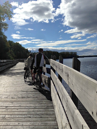 Canada: Québec Saguenay and Charlevoix Bike