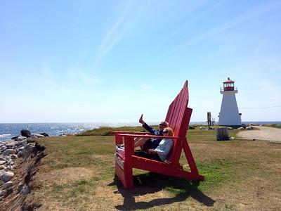 Canada: Nova Scotia Yarmouth Loop Bike