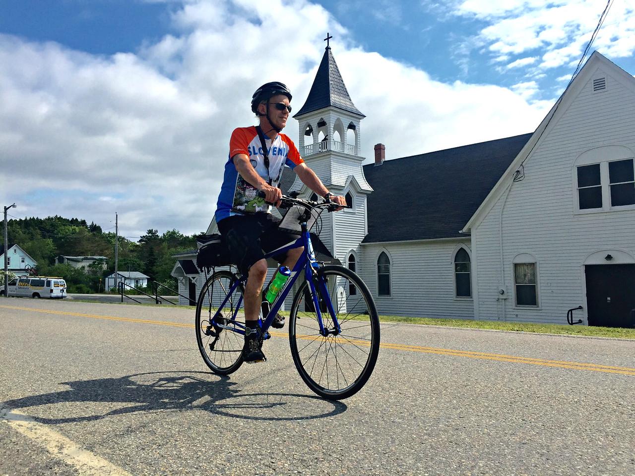Canada: Nova Scotia - South Shore Bike