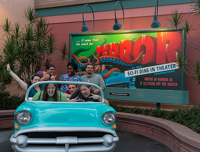 2017-07-22 Passholders - Hollywood Studios