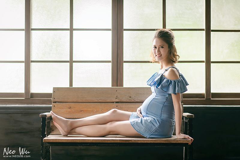孕婦寫真,婚攝Neo,Napture,Pregnant,卡卡波攝影棚,孕婦寫真推薦