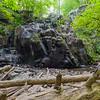 Falls above Overall Run Falls