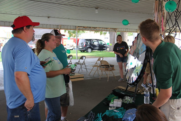 2016.09.16 Discover NSCC Day at Williams County Fair