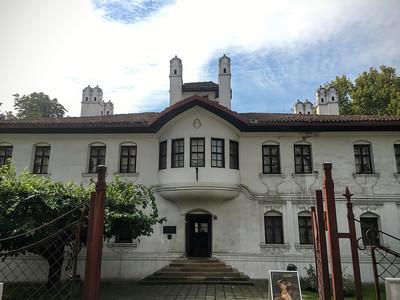 Princess Ljubica's Residence in Belgrade, Serbia.