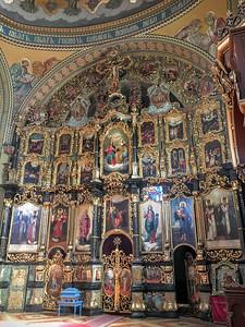 St Nicolas Cathedral in Sremski Karlovci, Serbia.