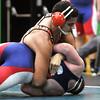 Sandwich wrestling vs Lisle 2