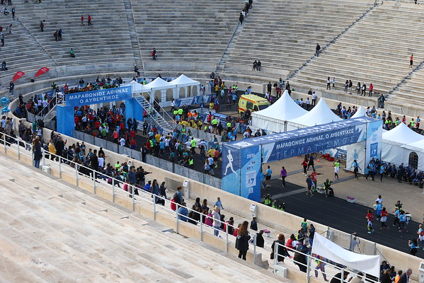 2016-11-13 Official Athens Marathon Photo