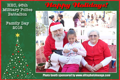 Military Family Day Holiday Party  at  Boomers San Diego http://www.boomersparks.com/sandiego  photo booth provided by http://www.elitephotolounge.com