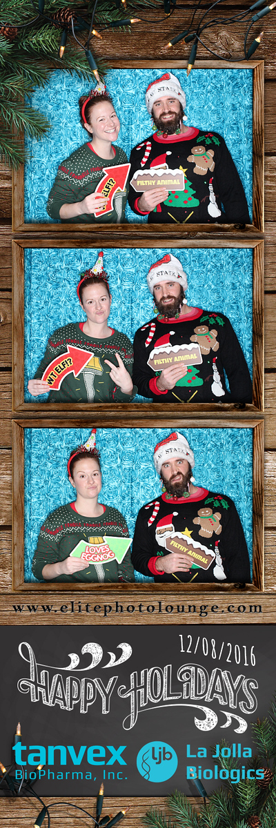2016.12.08 La Jolla Biologics/Tanvex BioPharma Holiday Party
