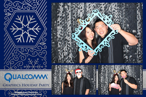 2016.12.10 Qualcomm Graphics Holiday Party