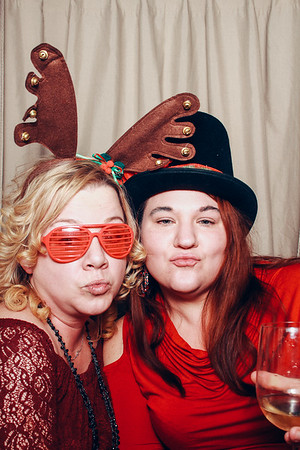 Atlantic Credit & Finance, Inc.'s holiday office party at the Patrick Henry Ballroom in downtown Roanoke, VA.