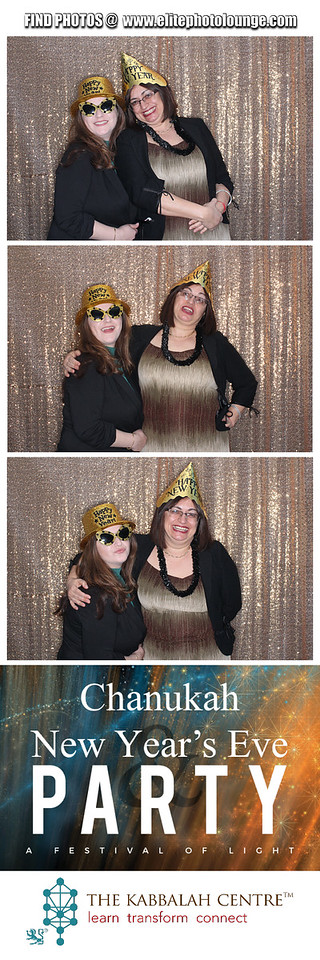 2016.12.31 Kabbalah Centre LA (Booth Pics)