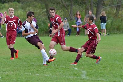 JV Boys Soccer
