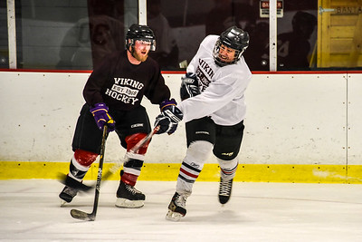 Alumni Hockey Game 2/18/17
