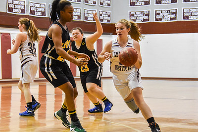 JV Girls Basketball