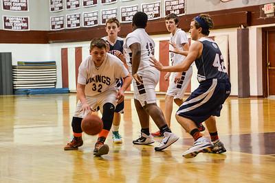 JV-B Boys Basketball