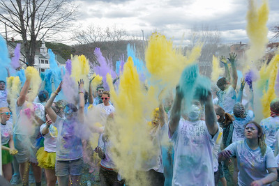 H.O.P.E. Color Run 4/29/17