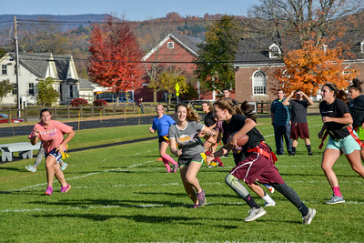 Powderpuff Football October 2016