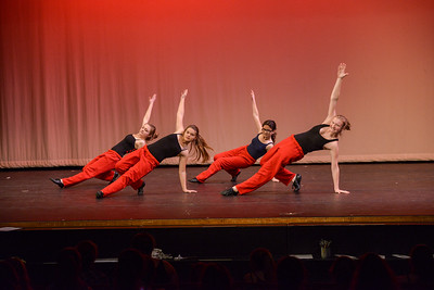 Winter Dance Recital 12/1/16