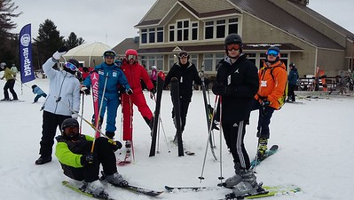 Ski and Snowboard Lessons 1/22/17
