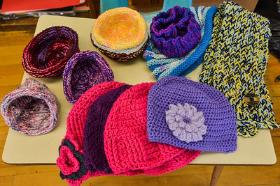 Knitting & Crocheting for a Cause