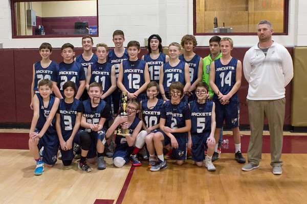 8TH BOYS VS CASHION - CASHION TOURNY CHAMPS