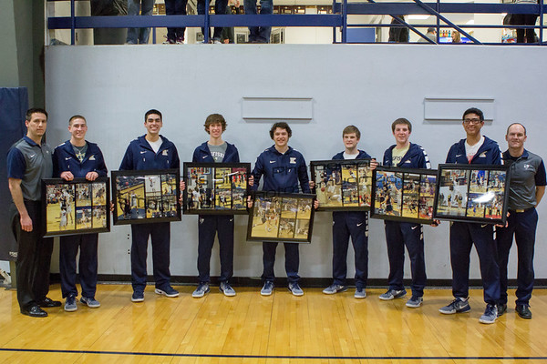 KHS BOYS VS BRIDGE CREEK - SR NIGHT