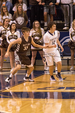 KHS BOYS VS EC - AREA GAME 1