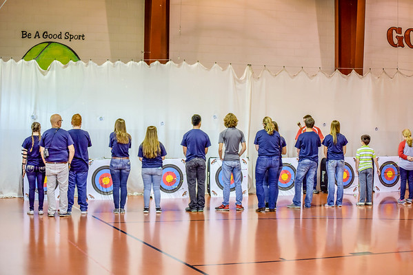 Archery @ Cohutta 11-12-16