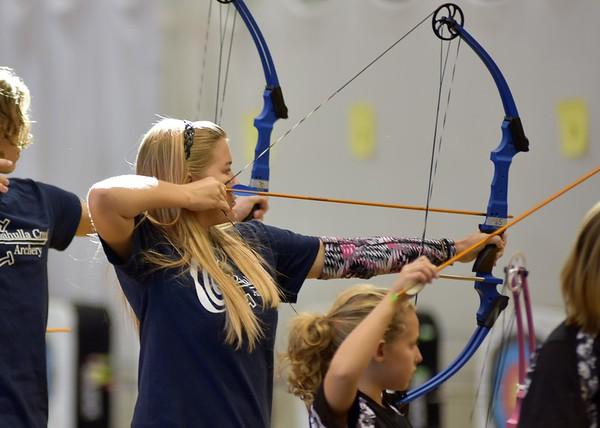 Archery @ N Murray 11-19-16